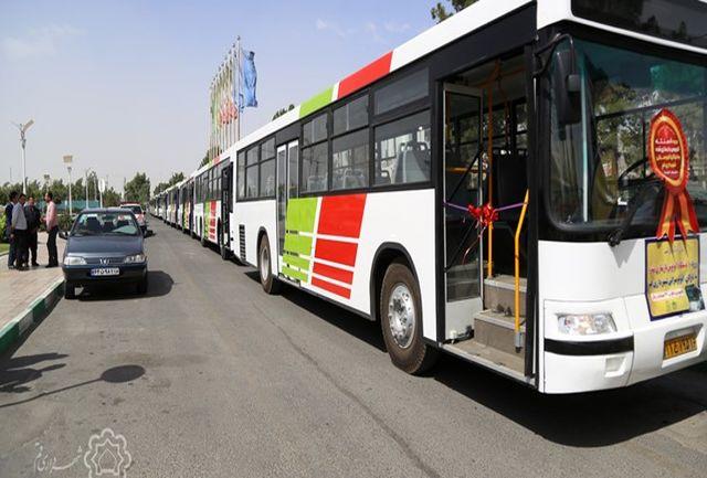 اتصال پایانه های اطراف حرم مطهر با اتوبوس های شهری