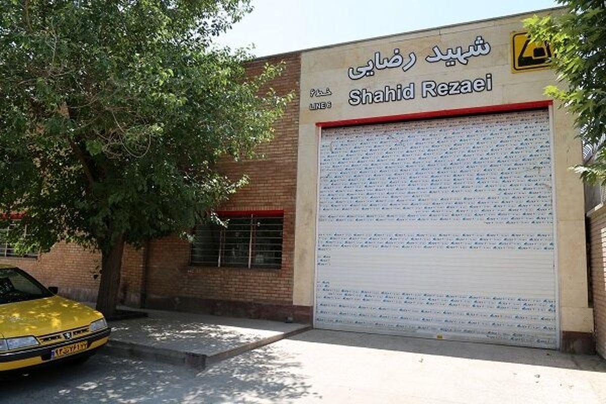 ایستگاه مترو شهید رضایی در خط ۶ افتتاح شد