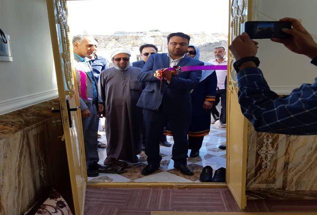 تحویل 10 واحد مسکن مددجویی در بخش حرا شهرستان قشم