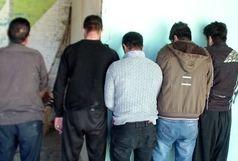 انهدام باند سارقان به عنف در خرم آباد