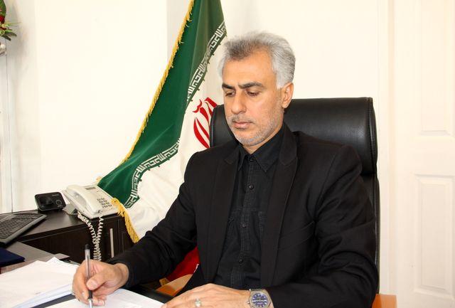 پیام مدیر کل ورزش و جوانان کهگیلویه وبویراحمد به مناسبت آغاز هفته دولت