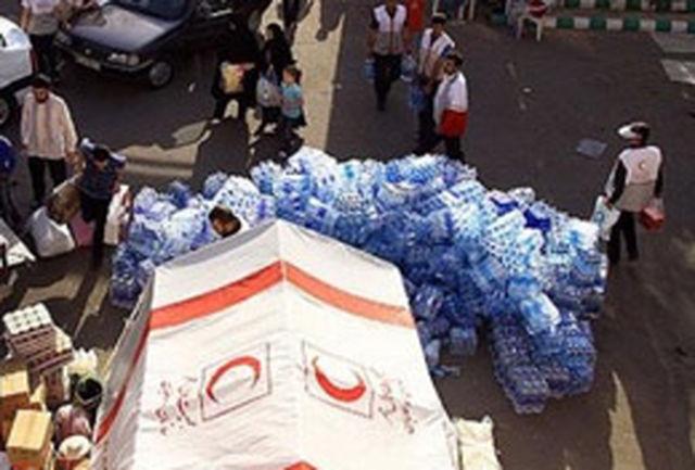 455 خانوار زلزلهزده در روستاهای میانه اسکان اضطراری یافتند