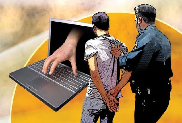 دستگیری عامل انتشار تصاویر نامتعارف در فضای مجازی
