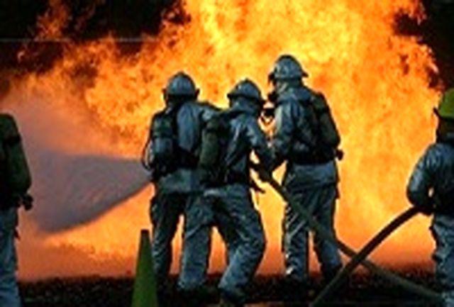 آتش سوزی تانكر سوخت باعث كشته و مجروح شدن 4 نفر شد