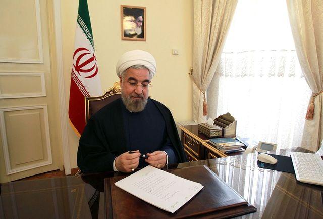 دکتر روحانی سالروز استقلال تونس را تبریک گفت