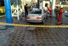 تصادف شدید سمند با عابران پیاده/ شمار قربانیان و مجروحین حادثه اعلام شد+ عکس