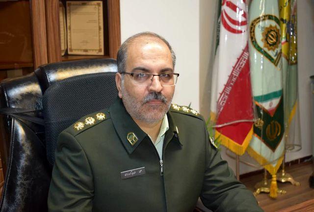 کشف انبار سنگ های تزئینی قاچاق در تهران