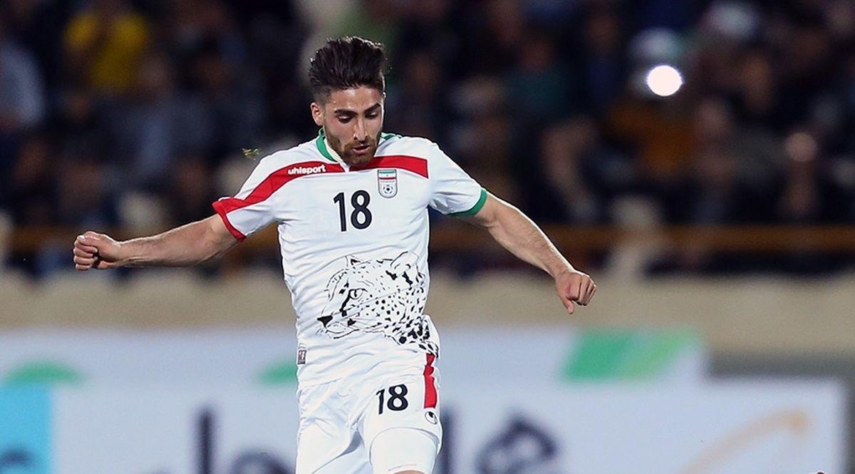 حضور جهانبخش در اردوی تیم فوتبال زیر 15 سال