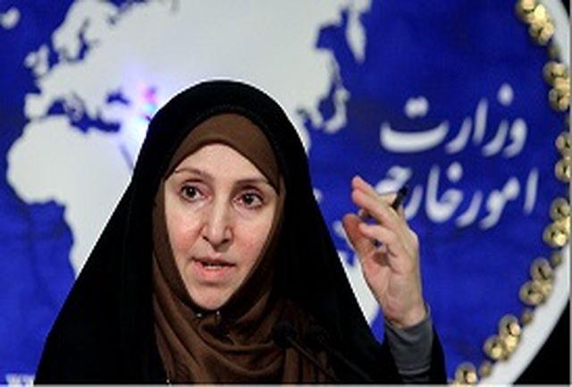 دخالت برخی مقامات غربی در پرونده های قضایی ایران مردود است