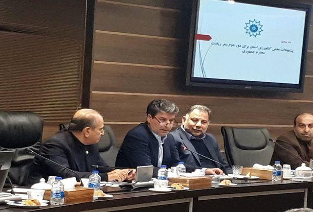 تخصیص نیافتن آب به صنایع از مهمترین موانع توسعه استان است