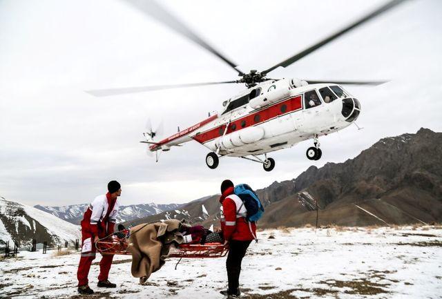 امدادرسانی هلال احمر به بیش از ۵ هزار نفر