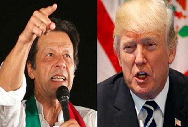 ترامپ از نخستوزیر پاکستان درخواست کمک کرد