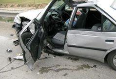 2کشته بر اثر واژگونی سواری پژو در قزوین