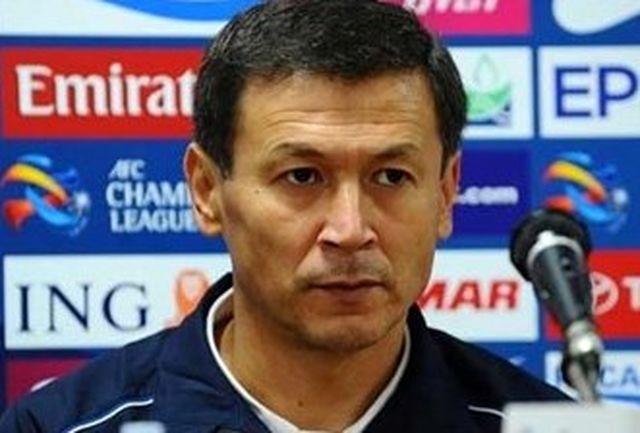 کاسیموف: می خواهیم صعود میکنیم