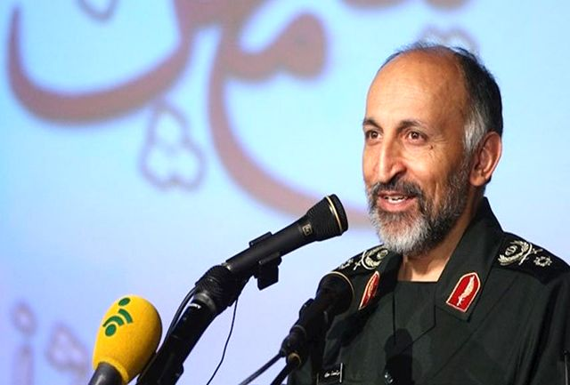 از عاملان ترور سردار شهید سلیمانی انتقام میگیریم