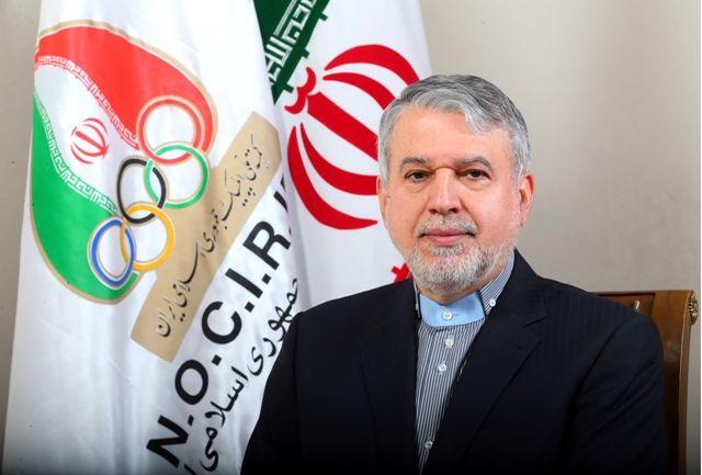 صالحی امیری: انتخابات والیبال بهزودی برگزار میشود/ حمایت مالی و معنوی را از تیم امید خواهیم داشت