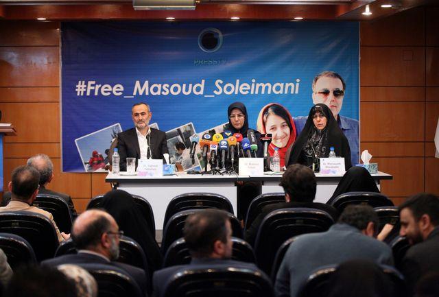 آخرین وضعیت پروفسور مسعود سلیمانی بررسی شد