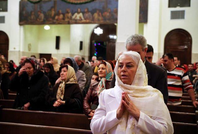 وضعیت مسیحیان در ایران