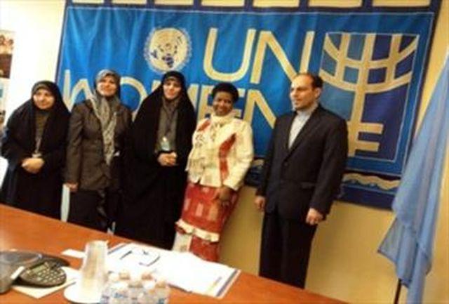 پیشنهاد مولاوردی برای تاسیس نهاد زنان ملل متحد