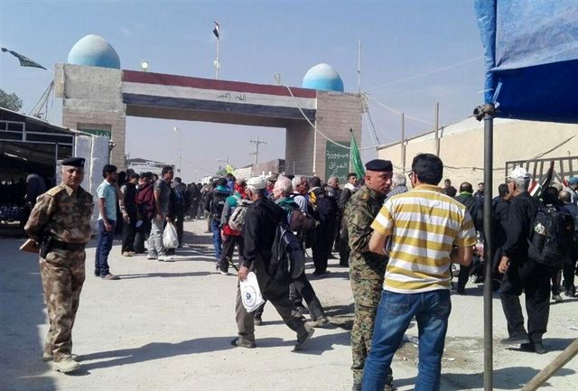 ممنوعیت تردد زائران اربعین در مرزهای چهارگانه