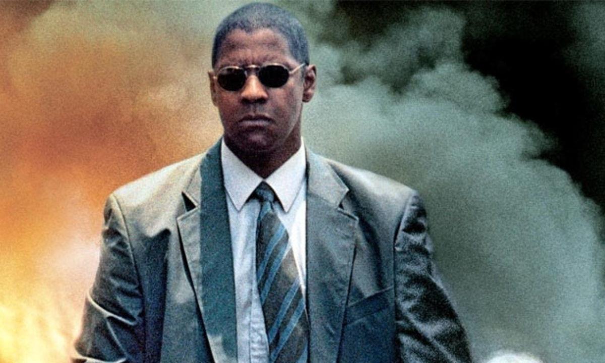 «مردی در آتش» فیلمی با درخشش دنزل واشینگتن