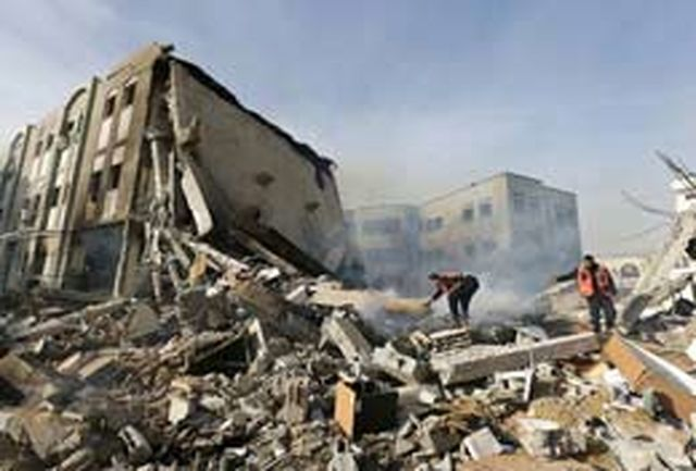 شمار تلفات حملات رژیم صهیونیستی به نوار غزه به 90 شهید و 700 زخمی رسید