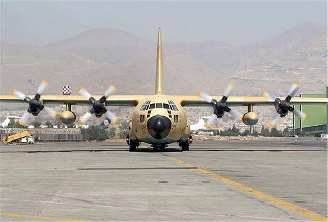 بازآماد 3 فروند هواپیما در پایگاه هوایی شهید بابایی نیروی هوایی
