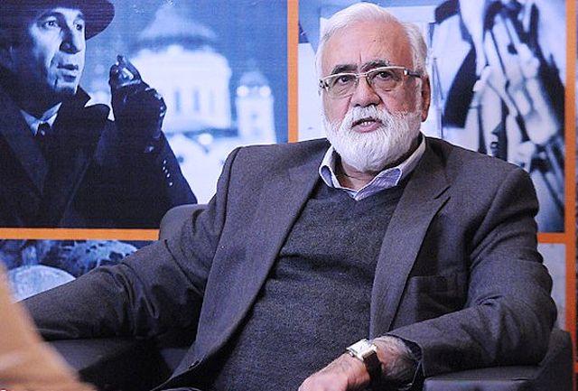 خارج از کادر غلامرضا موسوی