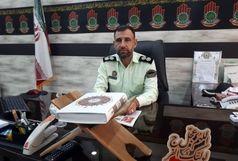 دستگیری دو سارق حرفه ای سیم برق در شادگان