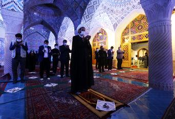 آیین گشایش نکوداشت هفته شیراز