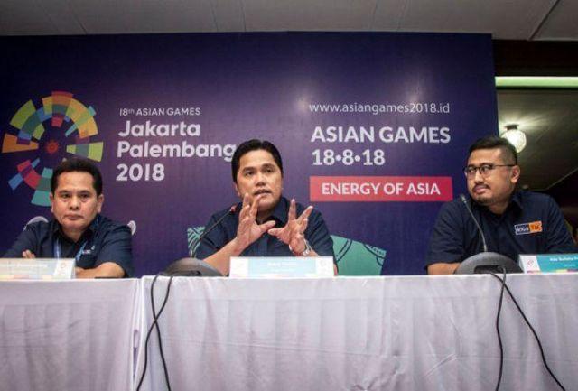 بلیت فروشی بازیهای آسیایی 2018 آخر این ماه آغاز میشود