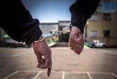 دستگیری باند سارقان خودرو با 380 فقره سرقت