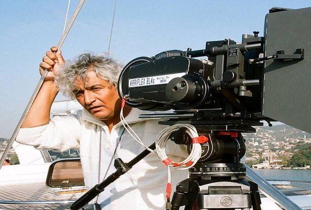 مراسم تشییع فرج الله حیدری  فیلمبردار سینما  /کوچه مردها، شتابزده، زندگی خصوصی در کارنامه هنری اوست