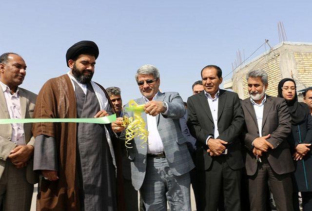 چهار پروژه عمرانی در شهرستان رودان افتتاح شد