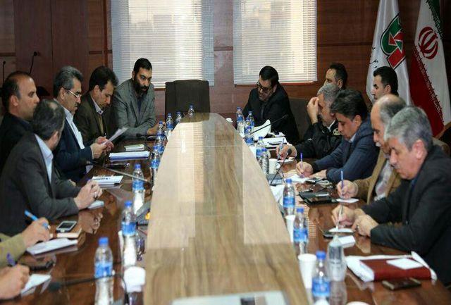جلسه کمیته خدمات حمل و نقل ستاد اجرایی خدمات سفر قزوین