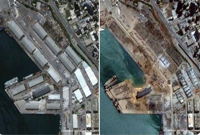 شمار کشته های انفجار بیروت افزایش یافت