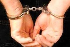 بازداشت شرور متواری در بیرجند