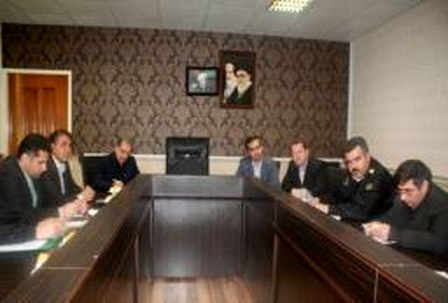 جلسه شورای هماهنگی مدیریت بحران شهرستان قدس