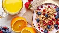 صبحانه هایی که باعث کاهش وزن می شود