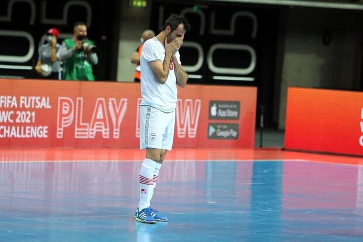 عملکرد دور از انتظار تیم ملی در جام جهانی/ فوتسال برای جبران مافات نیاز به بازنگری دارد