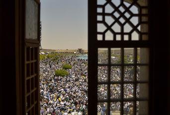راهپیمایی روز قدس- اصفهان