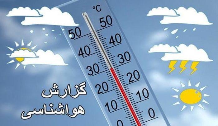 هشدار نارنجی و زرد هواشناسی سیستان و بلوچستان