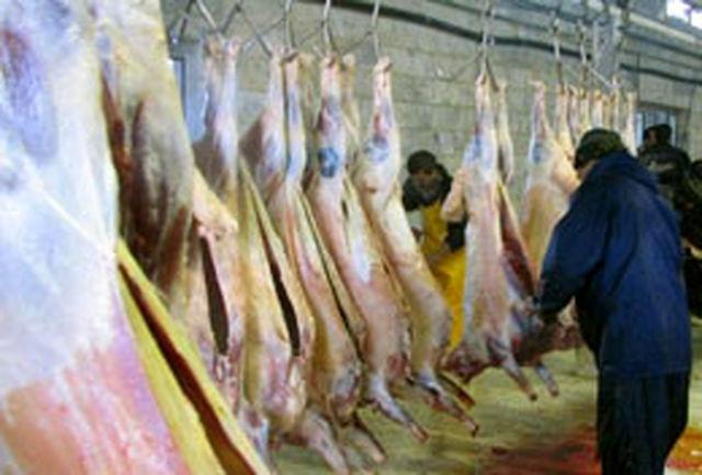 اهدای 5200 کیلو گرم گوشت به خانواده های تحت حمایت کمیته امداد