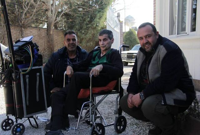 حضور صدابردار شاخص سینما در سریال نوروزی