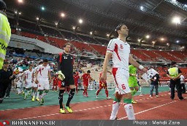 ایران سفید میپوشد