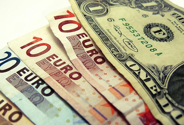 نرخ 28 ارز بانکی کاهش یافت/ یورو ارزان شد