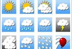 نوسانات غیرمحسوس دمای هوا در استان