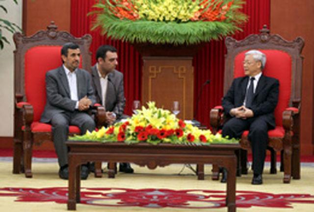 نظام حاكم بر جهان در دورهای خشونت را به ویتنام و دیكتاتوری را بر ایران تحمیل كرد