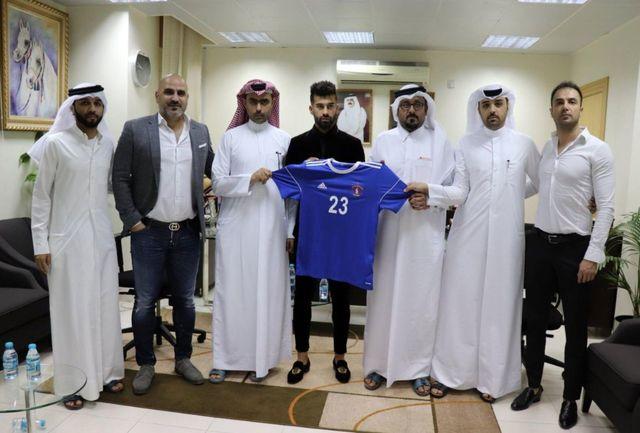 مدافع سابق پرسپولیس به لیگ قطر رفت