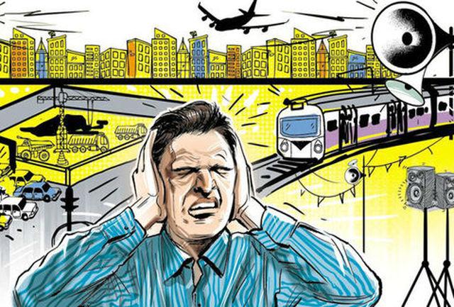 آلودگی صوتی خطرناک، معضل جدید در برخی مناطق تهران